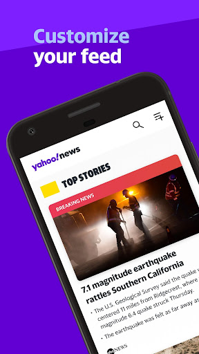 Yahoo News: National, Breaking & Live screenshots 3