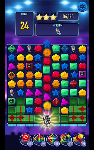 Puzzle Idol - Match 3 Star 1.0.4 screenshots 15