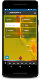 Weather Radar & Forecast VIP APK screenshot thumbnail 3