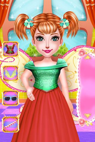 android Tailor Kleidung Mädchen Spiele Screenshot 6
