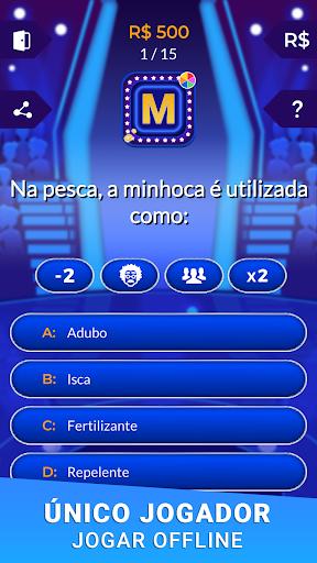 Show do Milionu00e1rio 2019 - Jogo do Bilhu00e3o Online cheat screenshots 2
