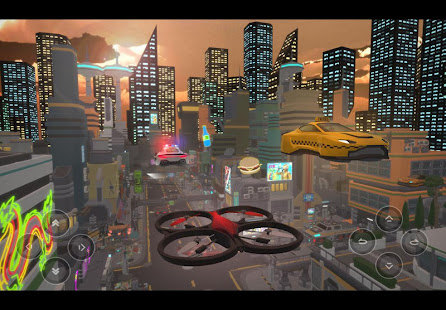 Fly Drone Simulator Extreme Landings 2019 v1.0 APK (Mod Unlocked) Full
