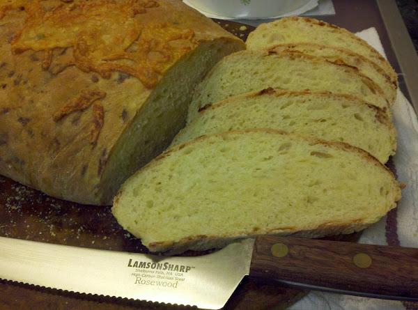 Wine And Cheese Bread Recipe
