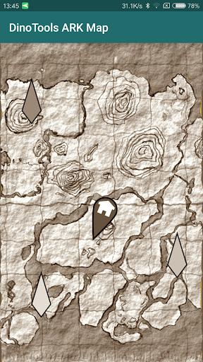 DinoTools: ARK Survival Map ss1