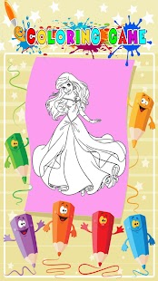Download Free Best Coloring Game Princess For PC On Windows And Mac Apk Screenshot 6