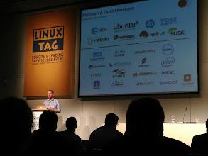 Photo: openstack DACH Day - keynote
