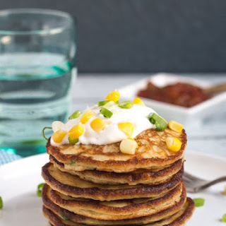 Potato Corn Pancakes Recipes.