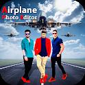 Airplane Photo Editor - Airplane Photo Frame icon