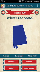 State the States™- screenshot thumbnail