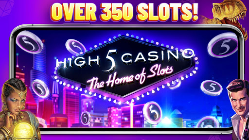 High 5 Casino: The Home of Fun & Free Vegas Slots  screenshots 1
