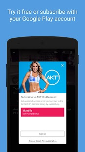AKT On-Demand- screenshot thumbnail