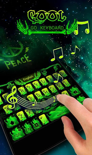Cool GO Keyboard Theme & Emoji|玩個人化App免費|玩APPs