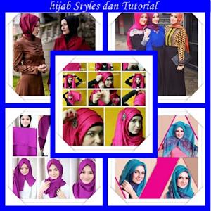 Estilos hijab y tutoriales Gratis