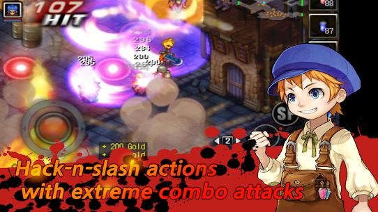 Mystic Guardian : Old School Action RPG 1.86.bfg Android Mod + APK + Data 3