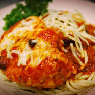 Chicken Parmigiana Italia {Electric Digital Pressure Cooker Recipe}.