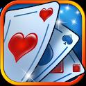 Magic Tri Peaks Offline Solitaire Game icon