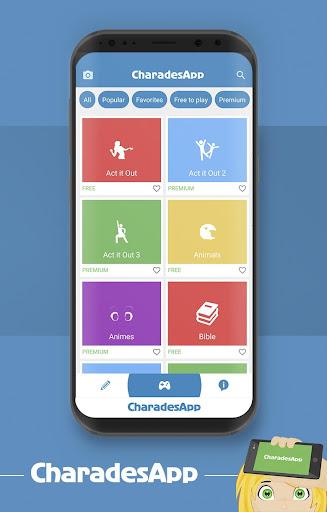 CharadesApp - What am I? 2.0.10 screenshots 9