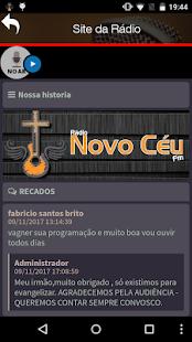 Novo Céu Fm - náhled