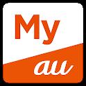 My au(マイエーユー)-料金・ギガ残量の確認アプリ icon