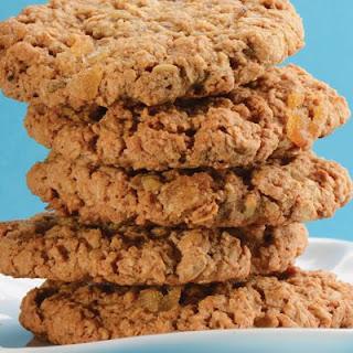 Ginger Oatmeal Pecan Cookies