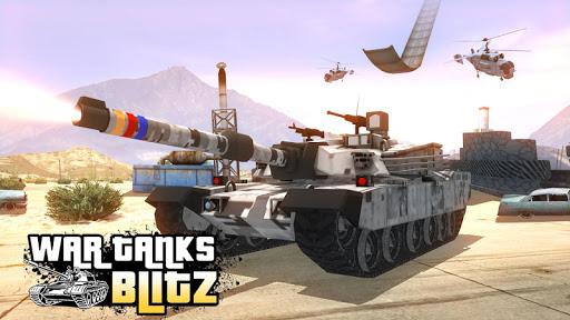 Impossible War Tanks Blitz  - Tank Games ss1