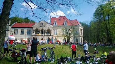 Photo: w parku w Trzebini Młoszowej