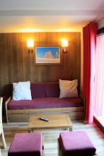 Photo: Espace salon d'un appartement