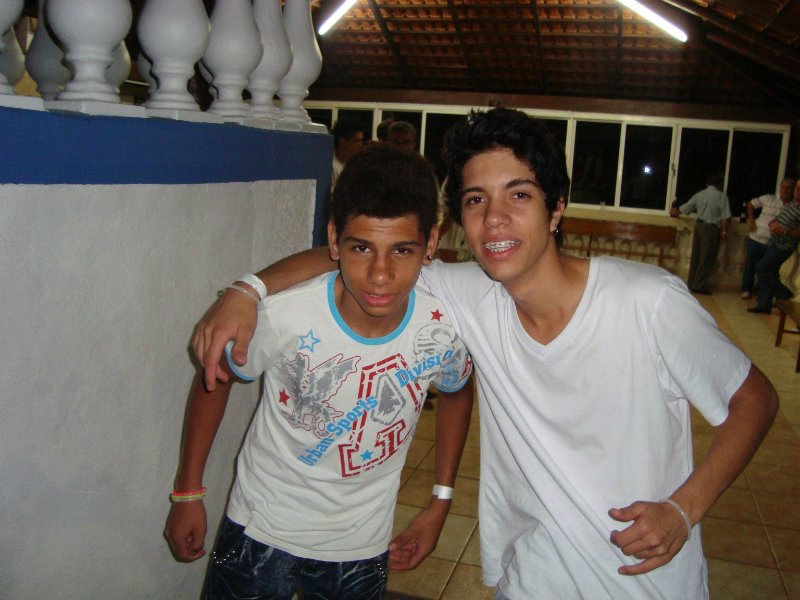 Photo: Gustavo e Eduh