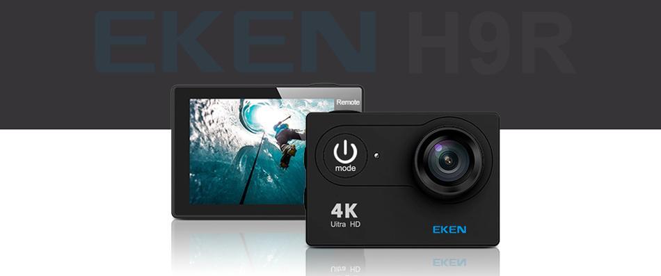 Camera video sport EKEN H9