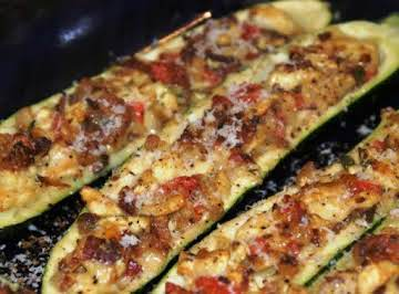 Suffed Zucchini