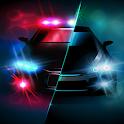 Flashling Lights Police Strobe icon