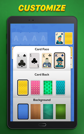 Solitaire Play u2013 Classic Klondike Patience Game screenshots 14