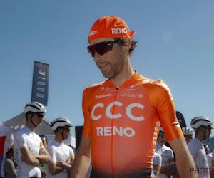 Team CCC gaat met mix van jonge en ervaren renners op zoek naar ritzeges in de Giro