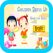 Children Dress Up Games