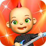 My Talking Baby Music Star 2.21.0 Apk