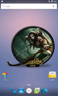 League of Wallpapers 2 HD - náhled
