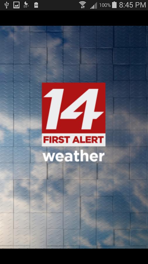14FirstAlert Weather TriState- screenshot