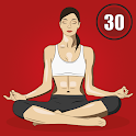 Yoga for weight loss -Lose weight in 30 days plan icon