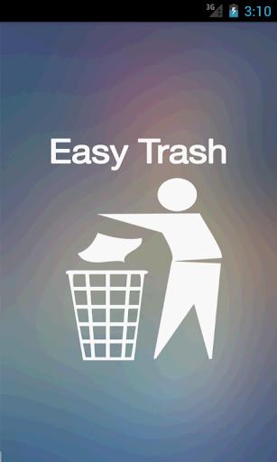 Easy Trash