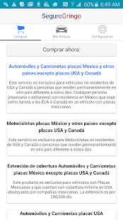 SeguroGringo Auto Insurance - náhled