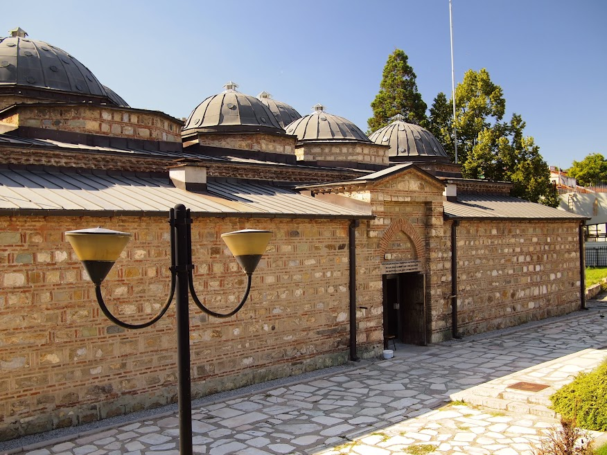 Old Turkish hammam turned into museum