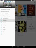 Screenshot of OverDrive