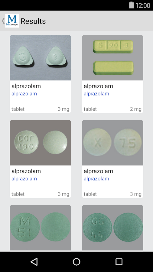 Medscape- screenshot