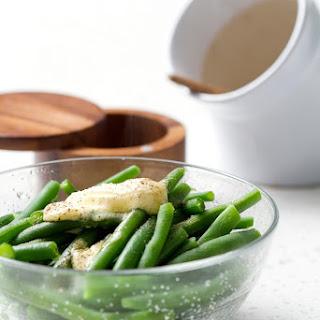 Basic Green Beans.