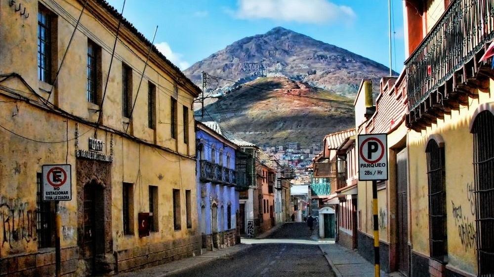 Cerro Rico, a montanha que come homens