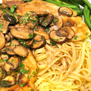 Easy & Elegant Chicken Marsala Recipe
