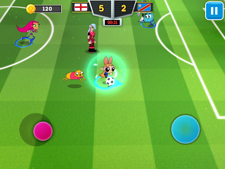 Toon Cup 2018 - Cartoon Network's Football Game 1.0.14 screenshot 2093125