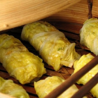 Chinese Steamed Cabbage Recipes.