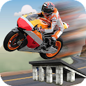 Crazy Moto Bike Stunt Free 3d icon