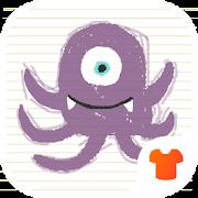 Cartoon Theme - Happy Monster
